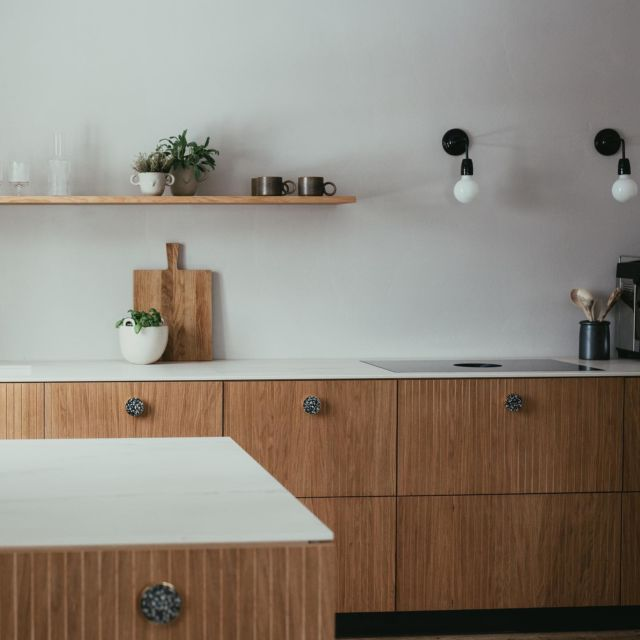 """""""What is your definition of a curated kitchen?  In the optimal case, it's the kitchen that you don't want to change anything in, as it perfectly meets your needs"""" Claudi"""